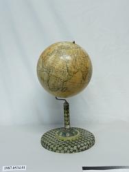 Franklin 10-Inch Terrestrial Globe