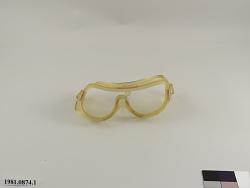 goggle frame
