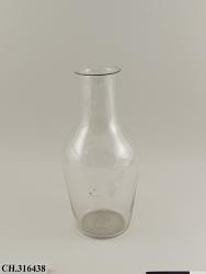 flask, pear-shaped