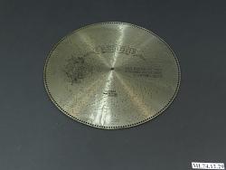 Regina Music Box Disc