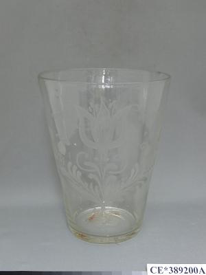 glass, flip