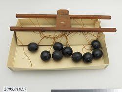 collision ball apparatus (newton's cradle)
