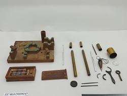 survey instrument pieces
