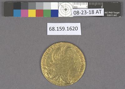 6400 Reis, Brazil, 1753