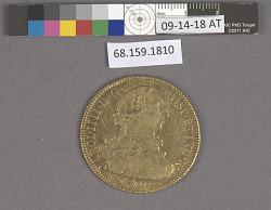 8 Escudos, Chile, 1800