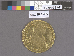 8 Escudos, Colombia, 1800