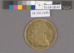 8 Escudos, Mexico, 1800