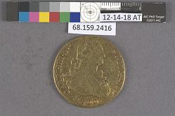 8 Escudos, Peru, 1800