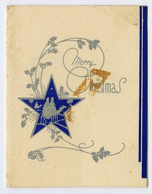 1958 Christmas Greetings