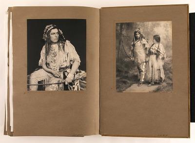 Native American couple