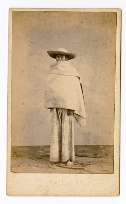 Portrait of a Vaquero