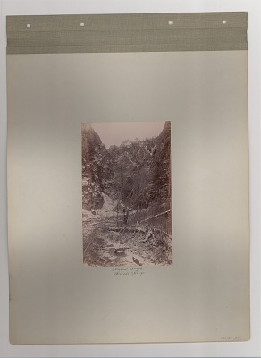 Cheyenne Canyon, Colorado Springs