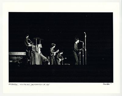 The Beatles, Cow Palace, San Francisco, 1965