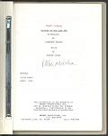 Raiders of the Lost Ark screenplay