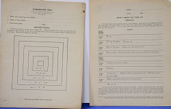 Collection of Psychological Tests Relating to the Character Education Inquiry