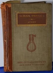 Book, School Physics