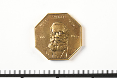 Perkin Research Medal, United States, 1910