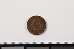 1/2 Sen, Japan, 1876