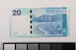 20 Dollars, Hong Kong, 2010