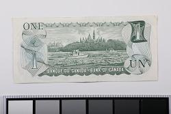 1 Dollar, Canada, 1973