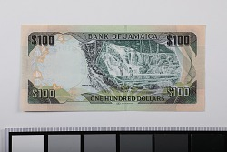 100 Dollars, Jamacia, 2014