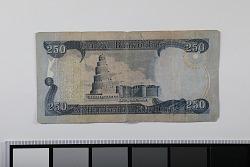 250 Dinars, Iraq, 2003
