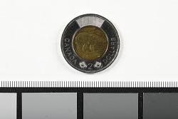 2 Dollars, Canada, 2012