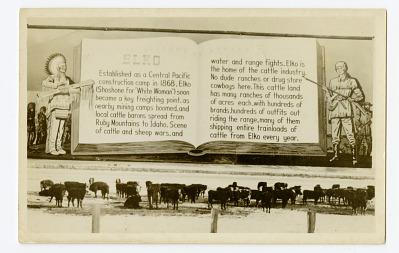 Founding of Elko, NV