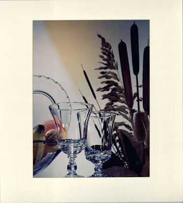 Goblets and wheat