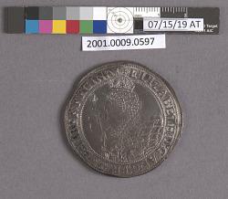 1 Crown, England, 1601
