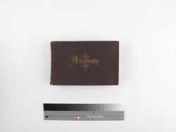 "Brown ""Photographs"" Album"
