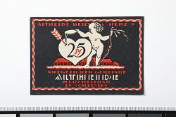 25 Pfennig Note, Altheide, Germany, n.d.