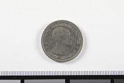 2 Shillings, Ghana, 1958