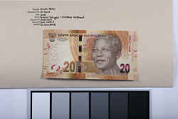 20 Rand, South Africa, 2018