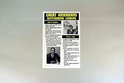 Black Americans; Great Americans Outstanding Leaders