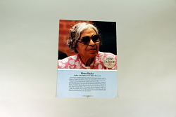 Famous African Americans; Rosa Parks
