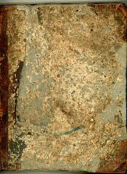 George Lauck's Manuscript Weave Pattern Book; Pennsylvania, 1805-1829