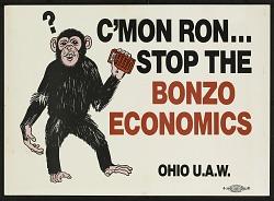 Stop the Bonzo Economics