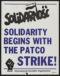 Solidarity Begins with the Pacto Strike