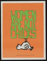 Women Are Not Chicks