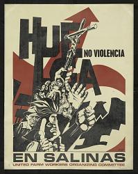 Huelga / No Violencia / En Salinas