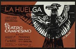 """Teatro Campo """"La Huelga"""""""