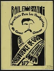 Beneficio Para Los Heulgistas de Cesar Chavez