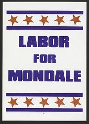Labor for Mondale