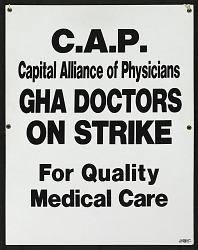 GHA Doctors on Strike