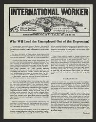 International Worker