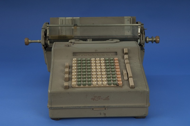 Image 1 for National Bookkeeping Machine