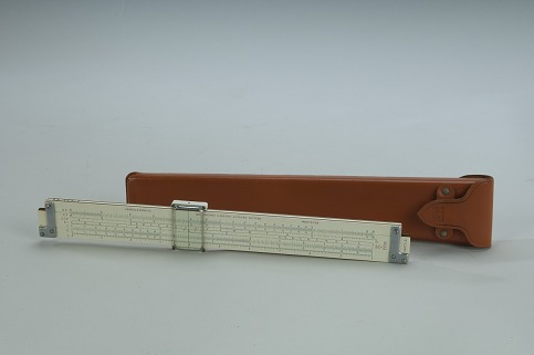 Keuffel & Esser 4071-3 Polyphase Decitrig Duplex Slide Rule