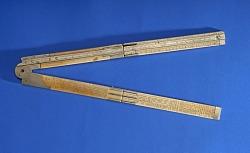 Hawthorn's Mechanics' Slide Rule