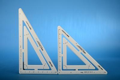 Safe-T 42123 Blackboard Open Triangles